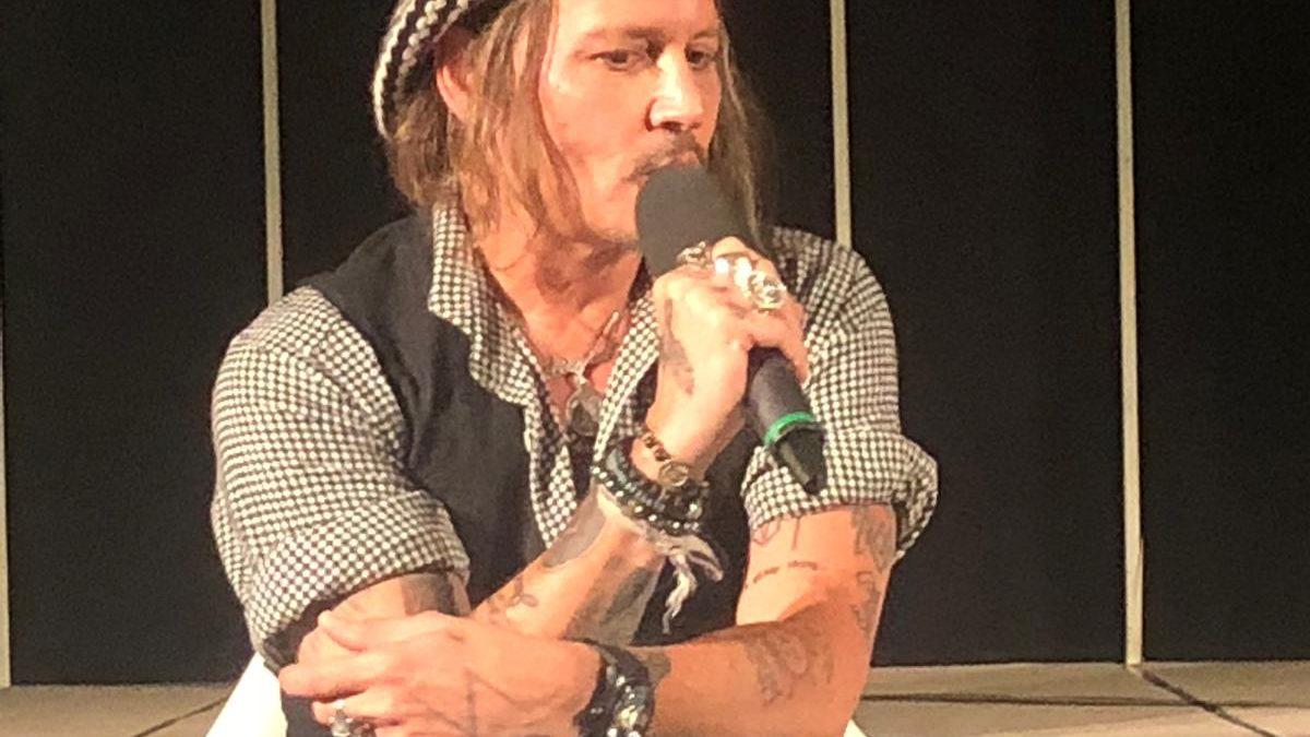 Festival de Zurich, dia 3 com Johnny Depp