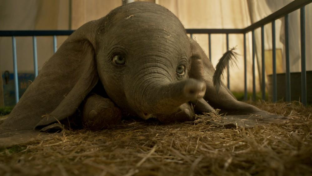DUMBO de Tim Burton – novo trailer revelado