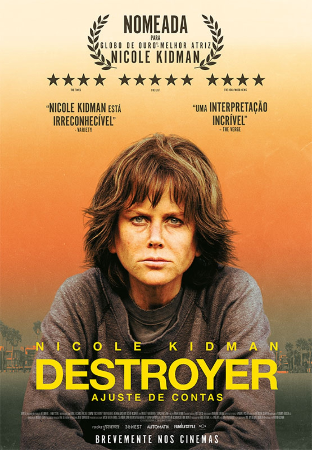 Destroyer Nicole Kidman