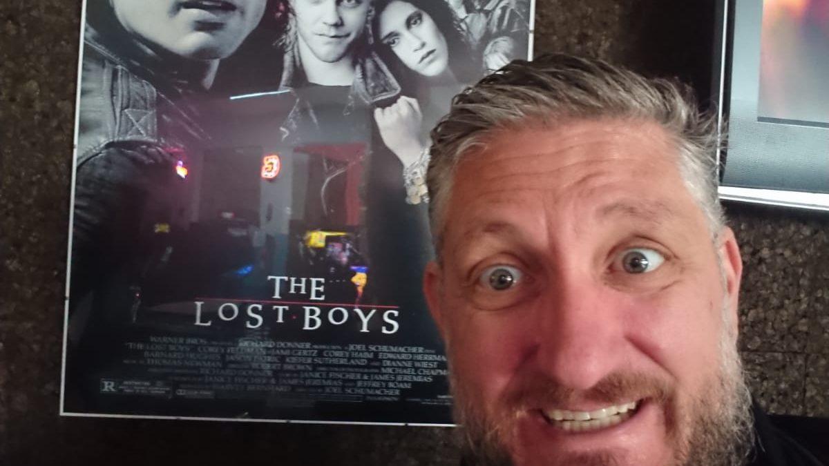Tim old's school- Os Rapazes da Noite