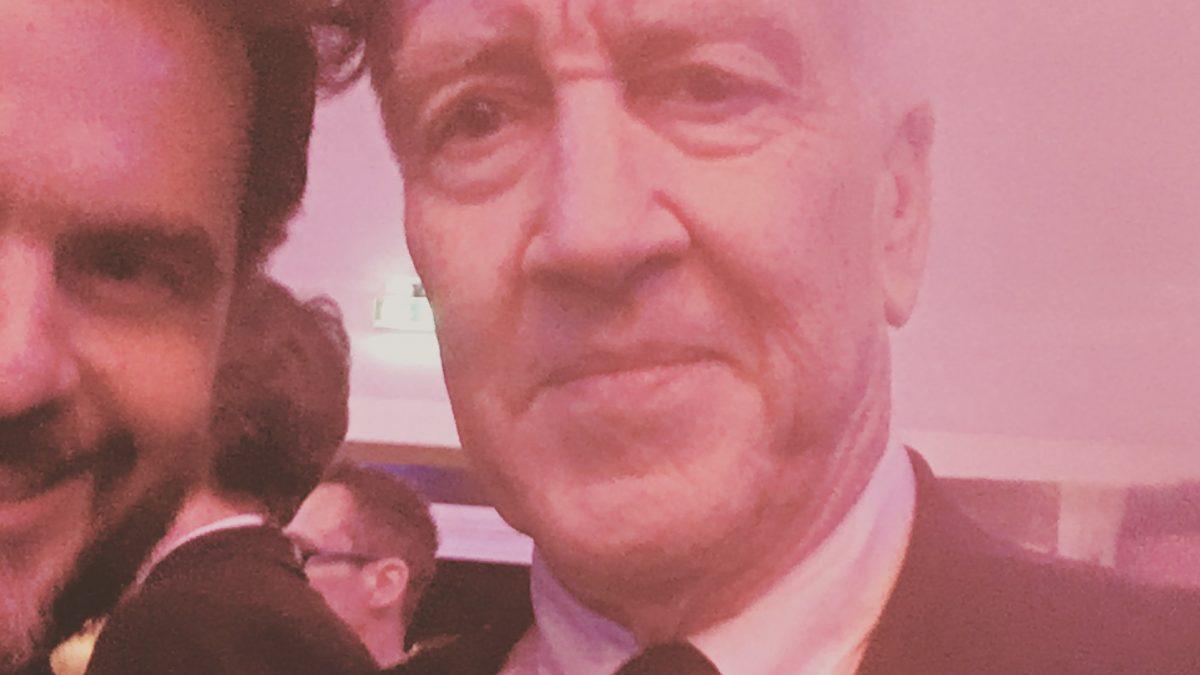 David Lynch – Ficamos diferentes depois de conviver com este tipo
