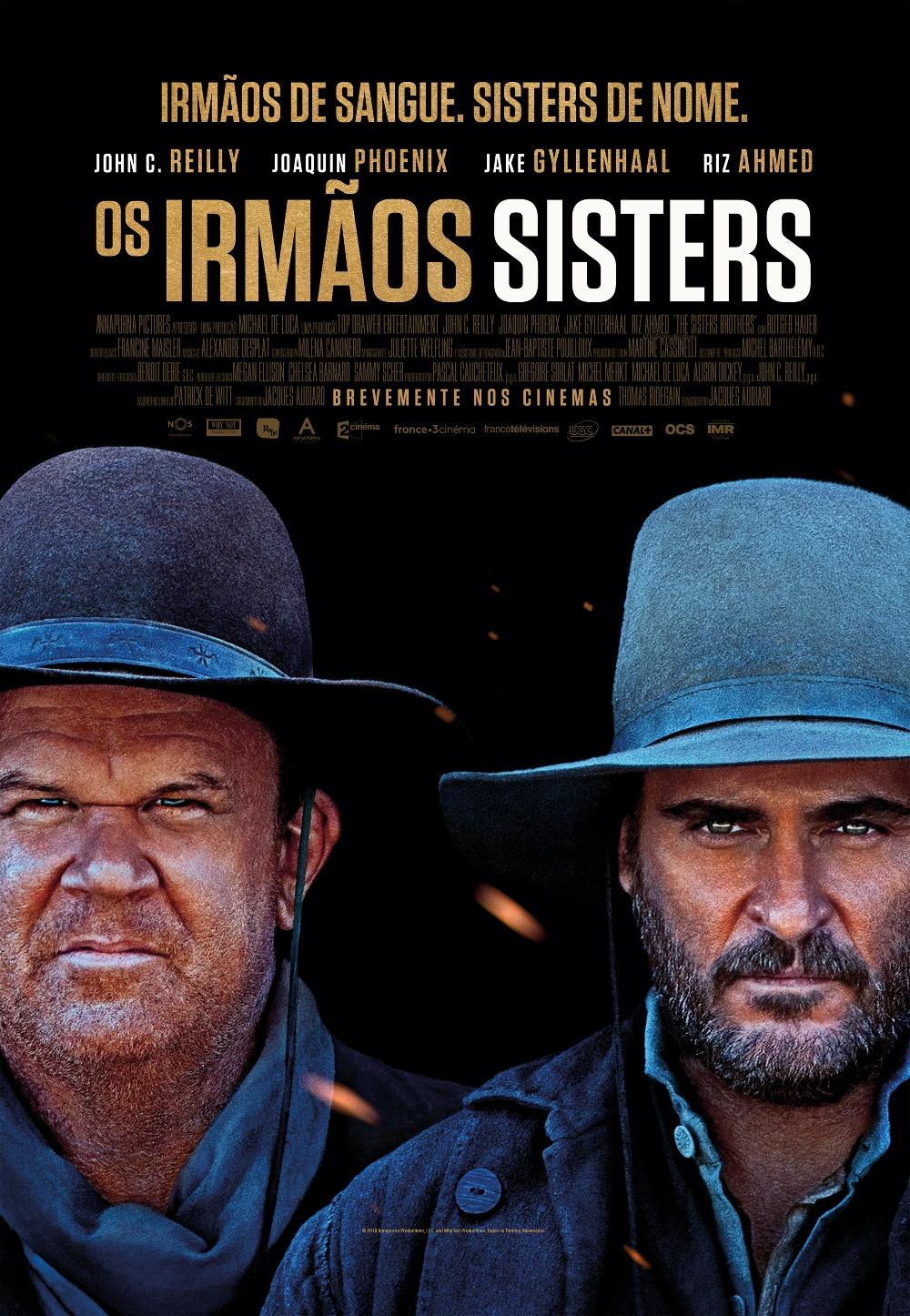 Filme da Semana - OS IRMÃOS SISTERS, de Jacques Audiard