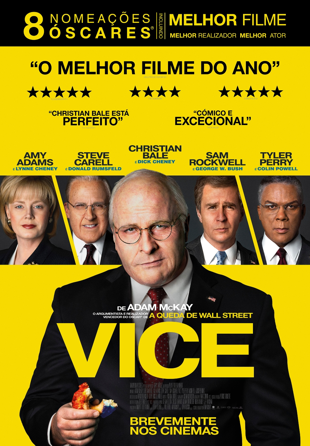 Vice, de Adam McKay