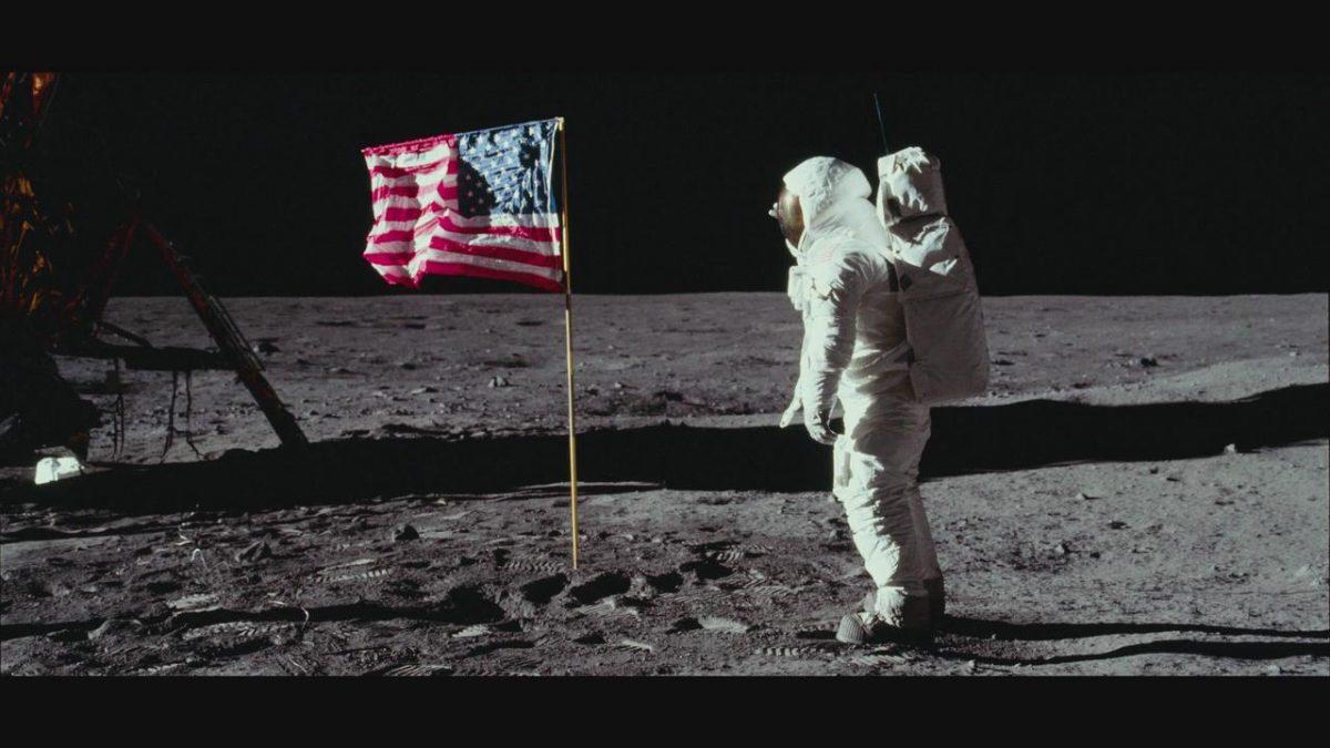 Apollo 11 estreou e ninguém reparou que é um estrondo!
