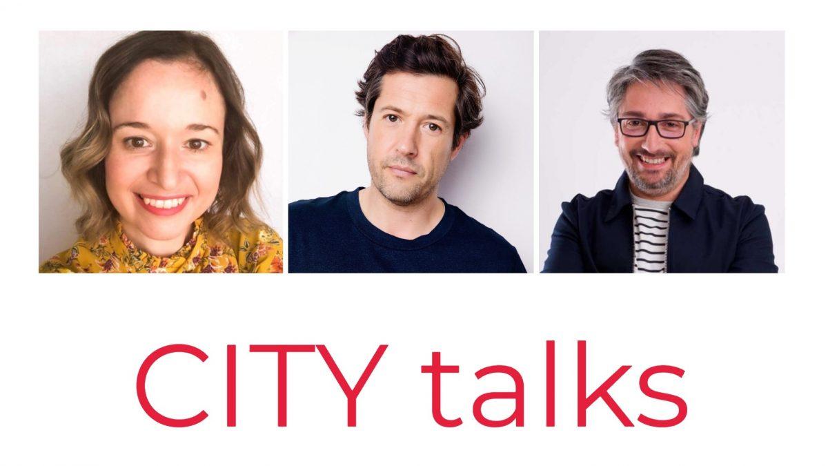 As CITY talks com o Cinetendinha.pt arrancam esta quarta!