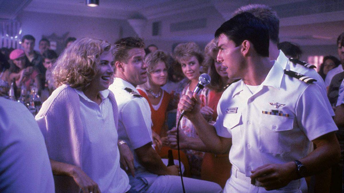 Tim's Old School   Top Gun – Ases Indomáveis, Tony Scott (1986)