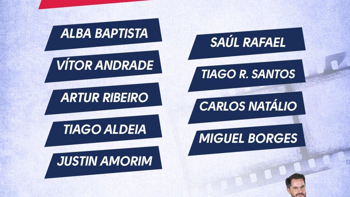 City Talks- O elenco do painel sobre o novo cinema português