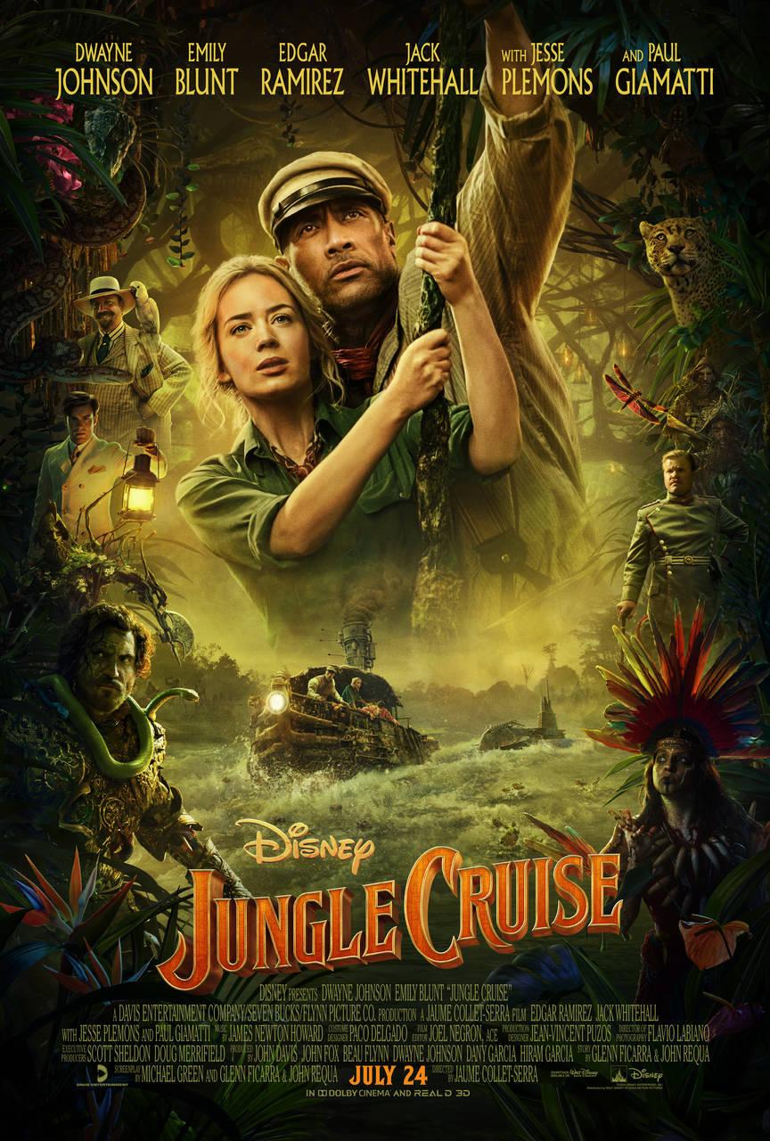 Trailer | Jungle Cruise - Nos Confins da Selva