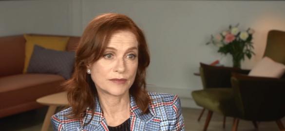 Entrevista - Isabelle Huppert