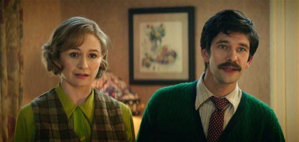 Ben Whishaw e Emily Mortimer