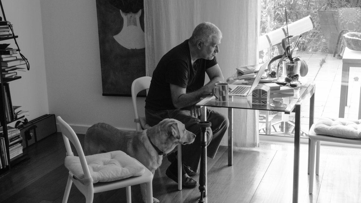 Pedro Paixão | Pré-publicação: o Jornalista de Cinema