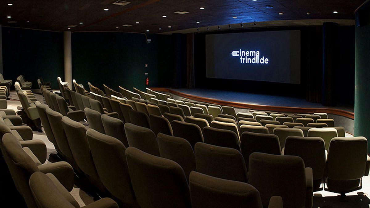 Surdina reabre o Cinema Trindade