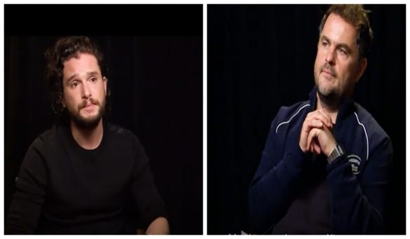 A entrevista em exclusivo a Kit Harrington