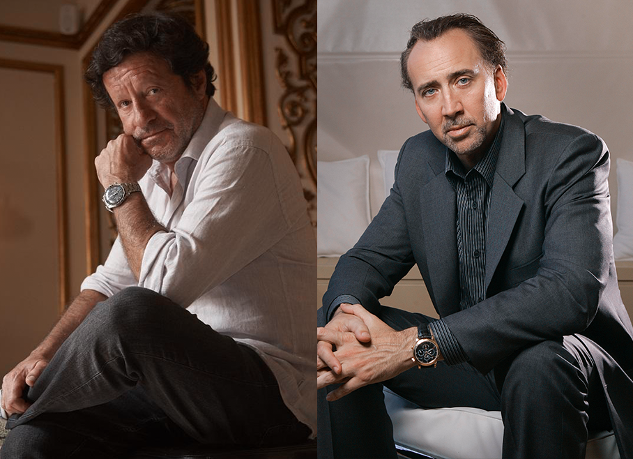 Joaquim de Almeida é uma possibilidade para filme onde Nicolas Cage é Nicolas Cage