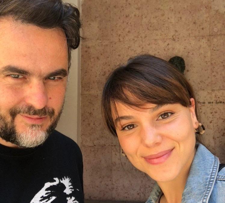 Entrevista com Filipa Areosa, a atriz de Faz-me Companhia | Estreia nos cinemas dia 2 de julho