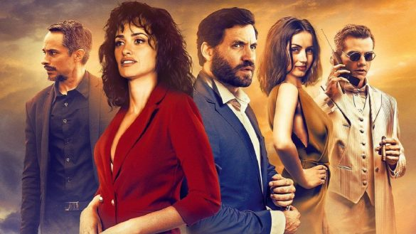 Wasp Network - Rede de Espiões, Olivier Assayas, com Ana de Armas (BREVEMENTE)