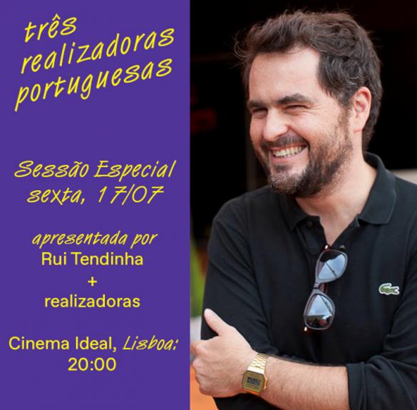 Cinetendinha.pt cicerone de uma sessão Especial