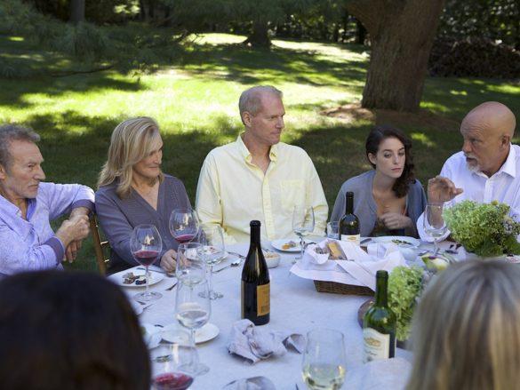 Agora na Netflix o casamento de Victória Guerra, Glenn Close e Malkovich