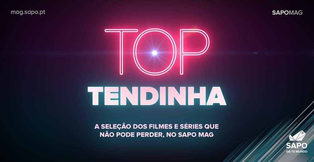 Top Tendinha, a nova rubrica no SAPO
