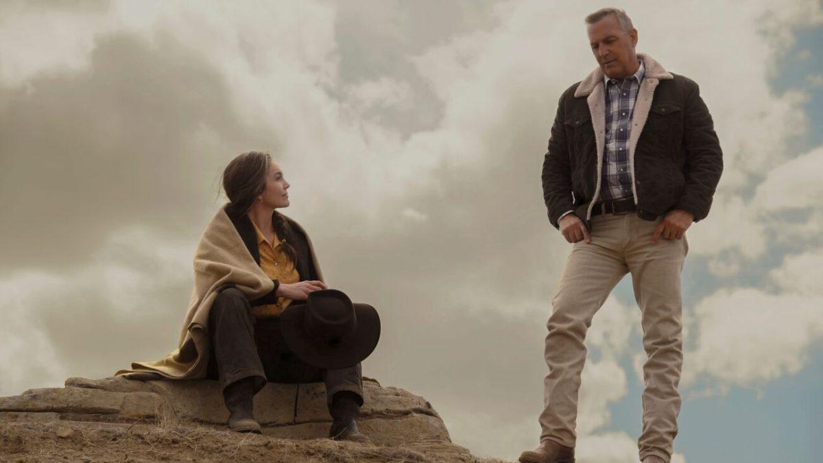 LET HIM GO, com Kevin Costner e Diane Lane