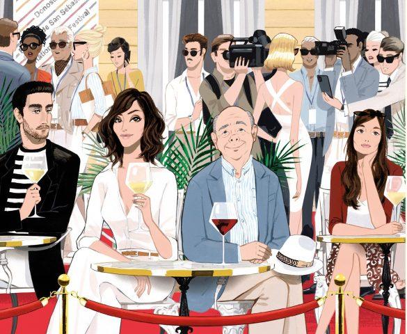 Woody Allen está quase em S. Sebastián e há novo poster do seu filme