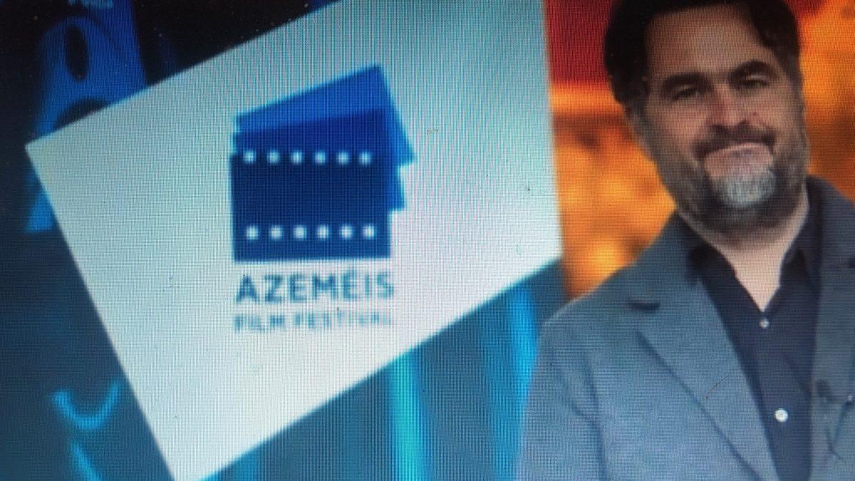 Cinetendinha- reportagem no Azeméis Film Festival