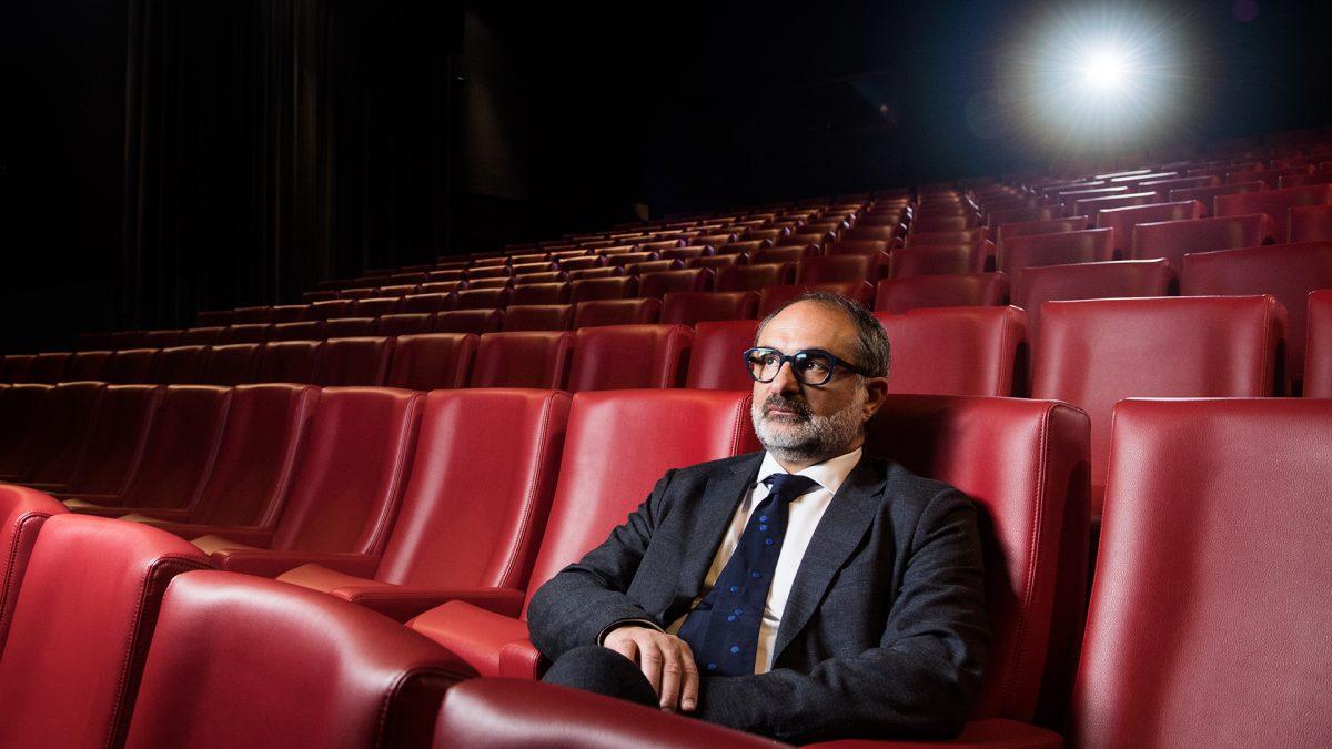 Giona Nazzaro- as novas ideias para o Festival de Locarno