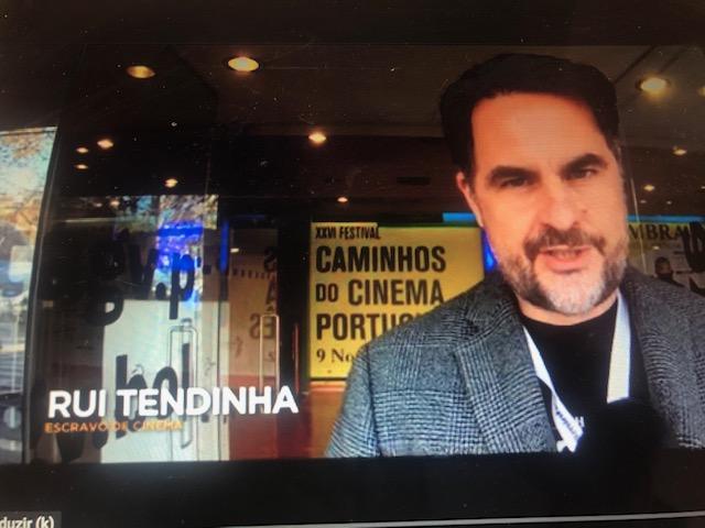 Cinetendinha – nos caminho dos Caminhos