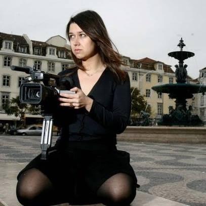 Raquel Freire, cineasta que se sente discriminada