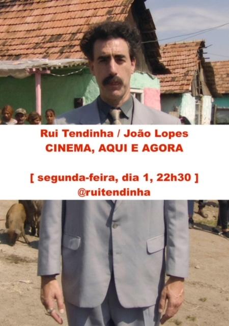 O CINEMA; AQUI E AGORA- especial Golden Globes