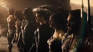 A Liga de Snyder e fugir a Akelarre