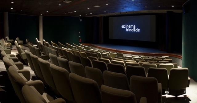 Cinema Trindade no CINEMA, AQUI E AGORA