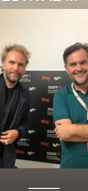 Entrevista ao Florian Zeller, o homem de O PAI