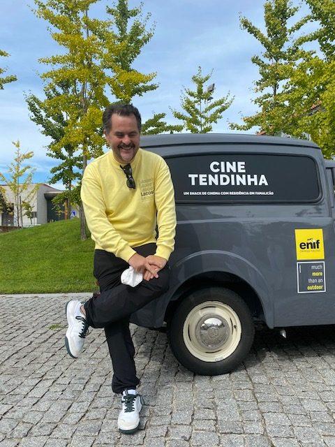 Cinetendinha já com residência em Famalicão!